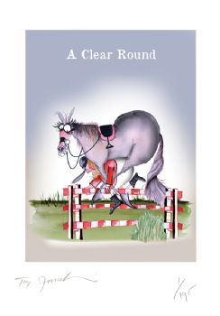 A Clear Round
